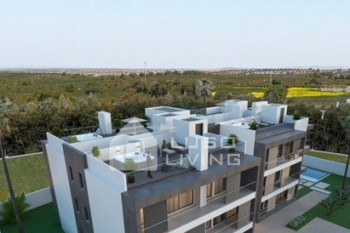 New Build 2  Bedroom Penthouse with Rooftop Jacuzzi