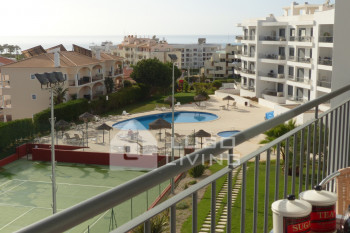 Vista das Ondas - Second Floor 2 Bed Apartment with Pool View